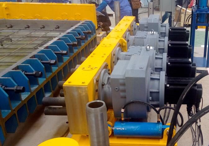 伺服電機在高鐵設備上的運用
